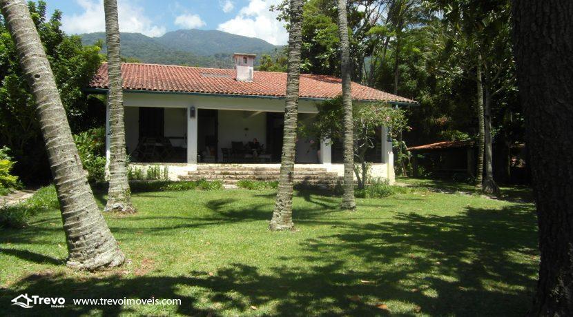 Casa na costeira em Ilhabela9